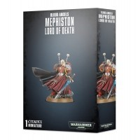 Warhammer 40000: Mephiston, Lord of Death Blood Angels Games Workshop