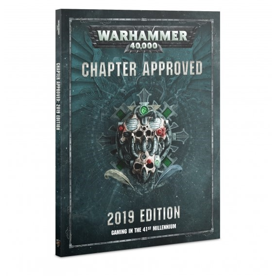 Warhammer 40000: Chapter Approved 2019 Edition
