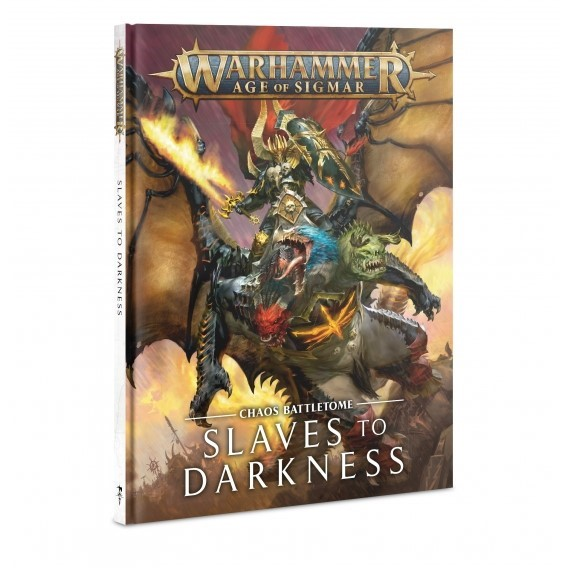 Warhammer Age of Sigmar: Battletome Slaves to Darkness Slaves to Darkness Games Workshop
