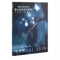 Warhammer Quest: Blackstone Fortress Annual 2019 Warhammer Quest: Blackstone Fortress Games Workshop