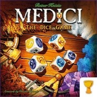 Medici: The Dice Game (Kickstarter edition)