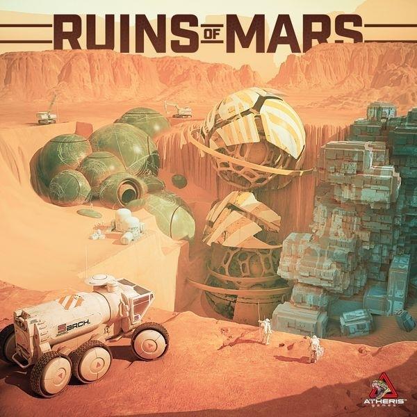 Ruins of Mars (Kickstarter edition)