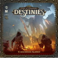 Time of Legends: Destinies (Kickstarter King Pledge)
