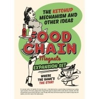 Food Chain Magnate: The Ketchup Mechanism & Other Ideas Pozostałe gry Splotter Spellen