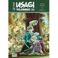 Usagi Yojimbo Saga. Księga 4