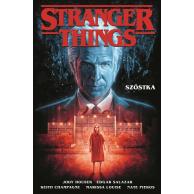 Stranger Things. Szóstka Komiksy fantasy Dolnośląskie