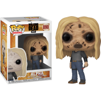 Funko POP TV: Walking Dead - Alpha w masce