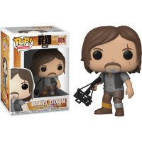 Funko POP TV: Walking Dead - Daryl