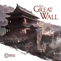 The Great Wall (Kickstarter Gameplay All-in Pledge) - wersja z meeplami + Iron Dragon Przedsprzedaż Awaken Realms