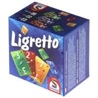 Ligretto w niebieskim pudełku