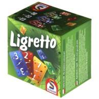 Ligretto w zielonym pudełku Dla dzieci Schmidt Spiele