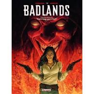 Badlands - Wydanie Zbiorcze. Komiksy Przygodowe Scream Comics