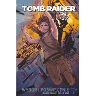 Tomb Raider - 2 - Wybór i poświęcenie Komiksy Przygodowe Scream Comics