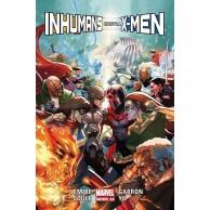 Extraordinary X-Men - Inhumans kontra X-Men