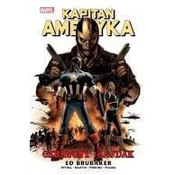 Kapitan Ameryka - 2 - Czerwony łajdak Komiksy fantasy Egmont