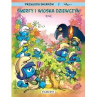Smerfy i Wioska Dziewczyn - 3 - Kruk Komiksy dla dzieci i młodzieży Egmont