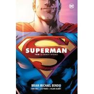 Superman. Saga jedności - 1 - Ziemia widmo Komiksy fantasy Egmont