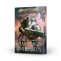 Warscroll Cards: Kharadron Overlords Kharadron Overlords Games Workshop
