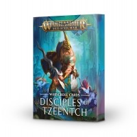 Warscroll Cards: Disciples of Tzeentch