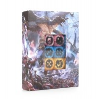 Age of Sigmar: Disciples of Tzeentch Dice