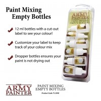 ARMY PAINTER PAINT MIXING EMPTY BOTTLES 2019 Pozostałe Army Painter