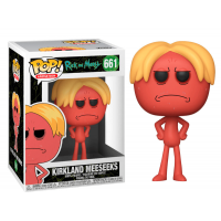 Figurka Funko POP! Rick & Morty - Kirkland Meeseeks Funko - Animation Funko - POP!