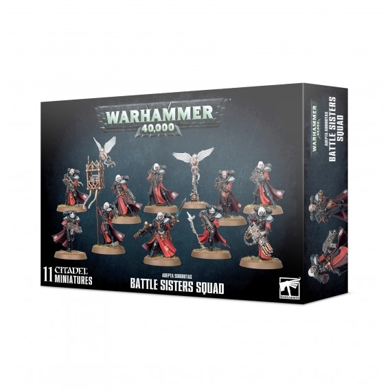 Warhammer 40000: Battle Sisters Squad