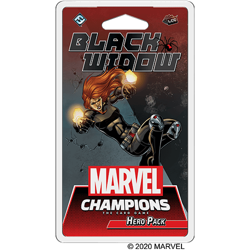 Marvel Champions: The Card Game - Black Widow Hero Pack