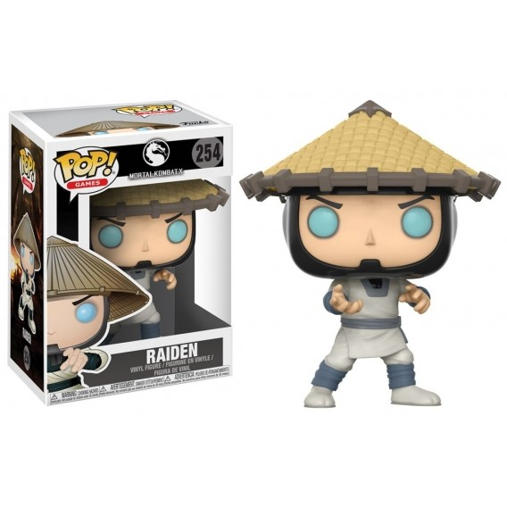 Figurka Funko POP Games: Mortal Combat - Raiden Funko - Games Funko - POP!