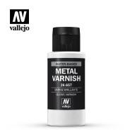 Lakier Vallejo 26.657 Gloss Metal Varnish 60 ml Lakiery Vallejo