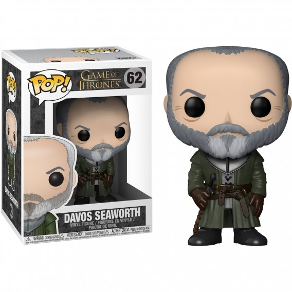 Figurka Funko POP TV: Game of Thrones - Ser Davos Seaworth Funko - Gra o Tron Funko - POP!
