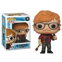 Figurka Funko POP Rocks: Ed Sheeran Funko - Rocks Funko - POP!