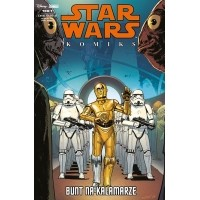 Star Wars Komiks - Bunt na Kalamarze. 1/2020 Komiksy science-fiction Egmont