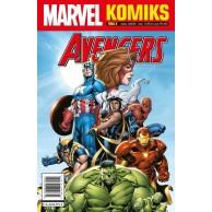 Marvel Komiks. 4/2019