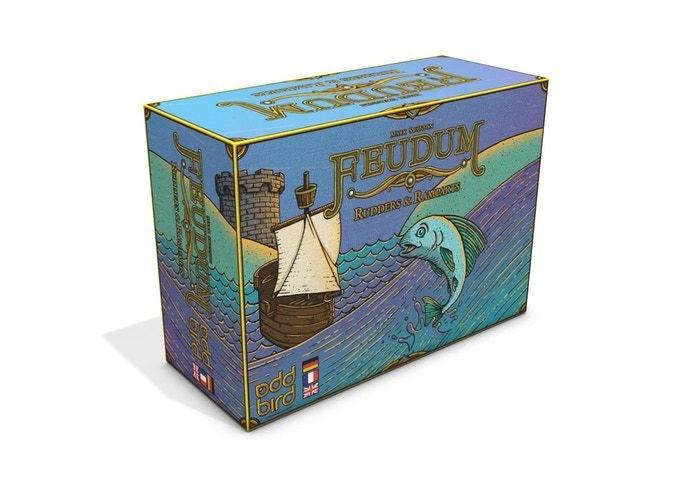 Feudum: Rudders & Ramparts (edycja Kickstarter)