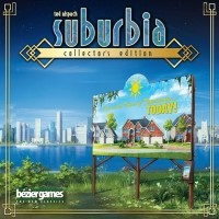 Suburbia: Collector's Edition Ekonomiczne Bézier Games, Inc.
