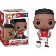 Funko POP! Arsenal - Pierre-Emerick Aubameyang