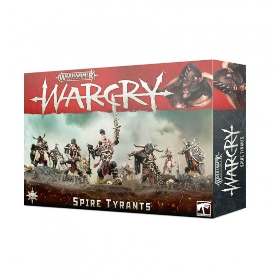 Warcry Spire Tyrants Warcry Games Workshop