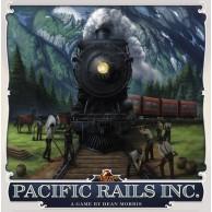Pacific Rails Inc Deluxe ( edycja Kickstarter)