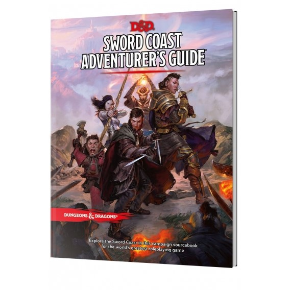 Dungeons & Dragons: Wybrzeże Mieczy Dungeons & Dragons Rebel