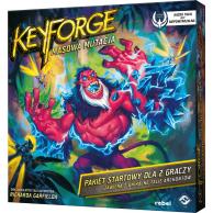 KeyForge: Masowa mutacja - Pakiet startowy KeyForge Rebel