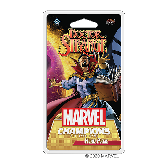 Marvel Champions: The Card Game - Doctor Strange Hero Pack Hero Packs Fantasy Flight Games