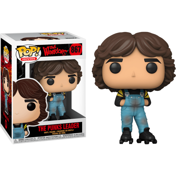 Figurka Funko POP! Warriors - Rollerskate Gang Leader Funko - Movies Funko - POP!
