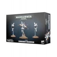 Warhammer 40000: Commander Shadowsun Tau Empire Games Workshop