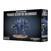 WARHAMMER 40000: Primaris Redemptor Dreadnought Space Marines Games Workshop