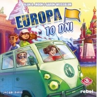 Europa w 10 dni Przedsprzedaż Rebel
