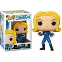 Figurka Funko POP: Fantastic Four - Invisible Girl - 558