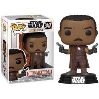 Figurka Funko POP! Star Wars: Mandalorian - Greef Karga - 347 Funko - Star Wars Funko - POP!