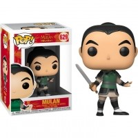 Figurka Funko POP! Mulan - Mulan as Ping - 629 Funko - Disney Funko - POP!