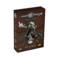 Sword & Sorcery - Hero pack: Victoria PL